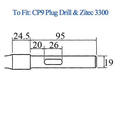 CP9 Plug Drills